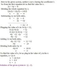 systems of equations by elimination worksheet worksheets