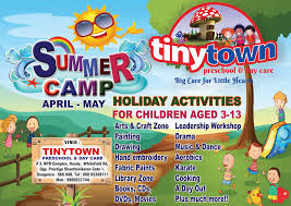 tiny town summer camp whitefield bangalore