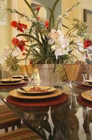 flower arrangements for dining room table extravagant floral arrangements for your dining table