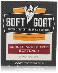 Get Your Goat Rentals by Amazon Com The Soft Goat Stubble And Goatee Softener 3 Count