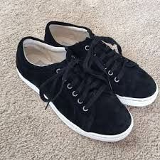 ugg sneakers sale 65 ugg shoes ugg tomi sneakers in black suede color from