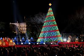 prepare for thursday s tree lighting road closures wtop