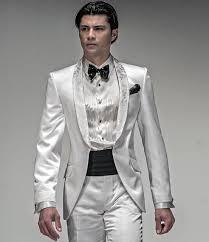 costume mariage blanc nouvelle arrivée de mode italien hommes smokings costumes de