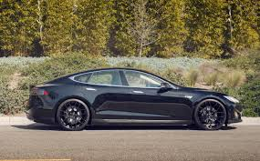 black wheels tesla model s aftermarket wheels