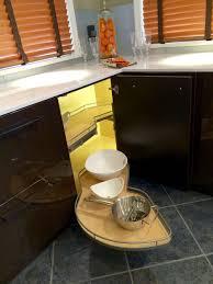 Ikea Kitchen Corner Cabinet Blind Corner Kitchen Cabinet Ideas Shelfgenie Blind Corner Blind
