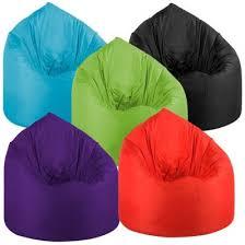 bean bag chairs set of 5 children u0027s bean bags classroom bean bags