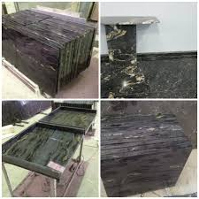 china wholesale cosmic black titanium galaxy granite kitchen