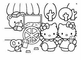 coloriage hello kitty princesse les beaux dessins de meilleurs