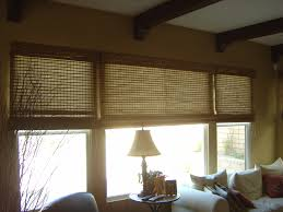 Custom Roman Shades Lowes - decorating simple interior windows decor ideas with faux wood