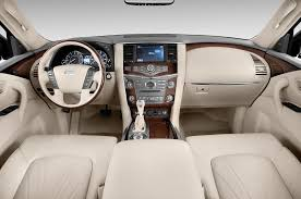 infiniti interior 2012 infiniti qx56 reviews and rating motor trend