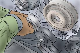 4 ways to tighten a drive belt wikihow