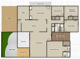 flooring guest house floor plans the deck guest house floor plan loft plans design feng shaped wrap exterior modern
