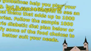 diabetic diet chart u2013 tips on planning food choices and desired