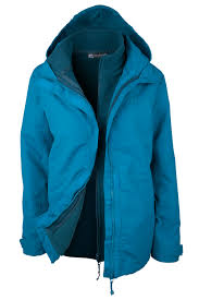 fell womens 3 in 1 water resistant jacket mountain warehouse us
