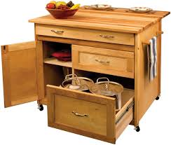 portable islands for the kitchen 40 catskill craftsmen portable kitchen island cart 15218