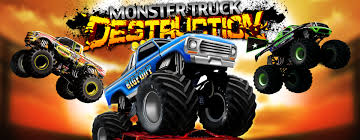 monster truck destruction unity connect