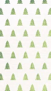 christmas tree watercolor pattern free iphone holiday wallpapers