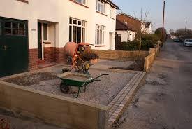 horcott gravel driveway lisa cox garden designs blog