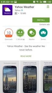 yahoo apps for android review of the best android apps from yahoo