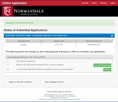 apply normandale community college