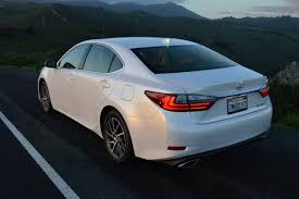 lexus sedans 2016 2016 lexus es350 4 dr sedan review car reviews and news at