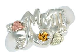 black gold mothers ring s rings black gold boomer style magazineboomer