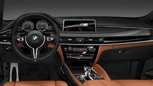M Interior Design by Bmw X6 M At A Glance