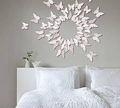 bricolage chambre bébé extsud 12 pcs 3d papillons stickers muraux stiker mural autocollants