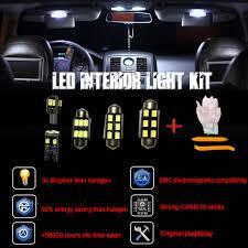 lexus rx 350 warning lights 19pcs canbus error free led interior dome signal light kit for lexus