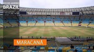 Rio Olympic Venues Now Brazil Olympics Maracana Stadium Youtube