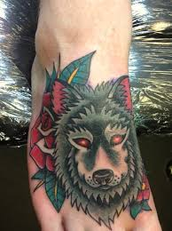 i this but without the tattoos wolf
