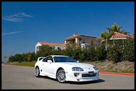 jdm supra photoshoot supra tt with blitz wheels and jdm sideskirts