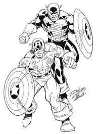 captain america avengers coloring pages kids u003e u003e disney
