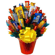 candy bar bouquet candy bar bouquet in knoxville tn the flower pot