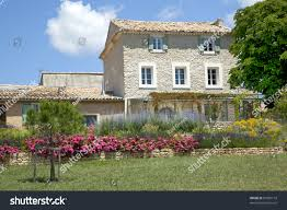 private country style home provence france stock photo 81881110