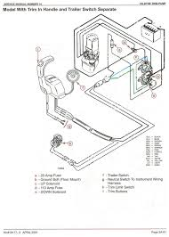 mercury outboard ignition switch wiring diagram diagram gallery