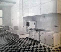 Art Deco Kitchen Design by Original 1930 Art Deco Kitchen Designed By Robert Mallet Stevens