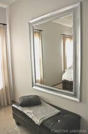 silver framed bathroom mirrors paleovelo com