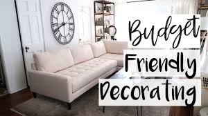 interior design how to make your home look expensive on a budget