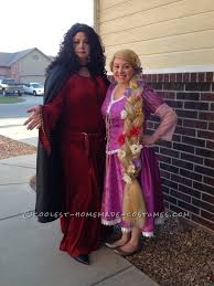 tangled halloween costume tangled rapunzel and mother gothel couple costume