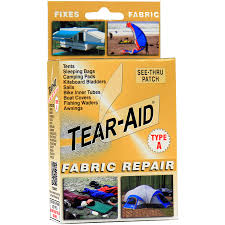 Leather Sofa Repair Tear by Shop Tear Aid Fabric Repair Patch Extreme Bond At Lowes Com