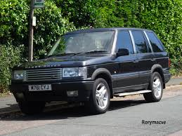 90s land rover 1995 range rover p38 by the transport guild on deviantart