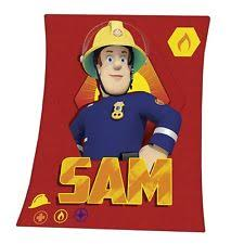 fleece fireman sam bedding children ebay