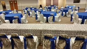 rent linens for wedding wedding chair cover rental