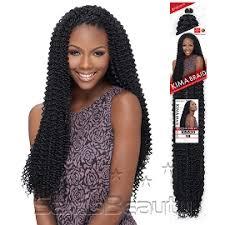 bohemian crochet braids harlem125 synthetic hair crochet braids kima braid bohemian curl
