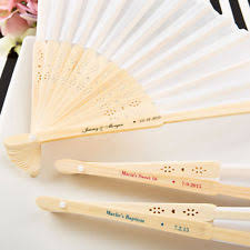 personalized wedding fans personalized wedding fans ebay