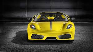 ferrari yellow car yellow car wallpaper hd 32638 1920x1080 px hdwallsource com