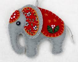 938 best elephants images on crafts baby mobiles and