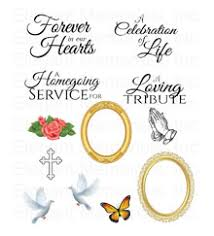 cheap funeral programs memorials funeral programs templates
