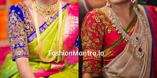 designer blouses 23 stunning designer blouses ideas for silk sarees